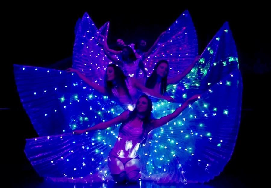 ledwings-dancers