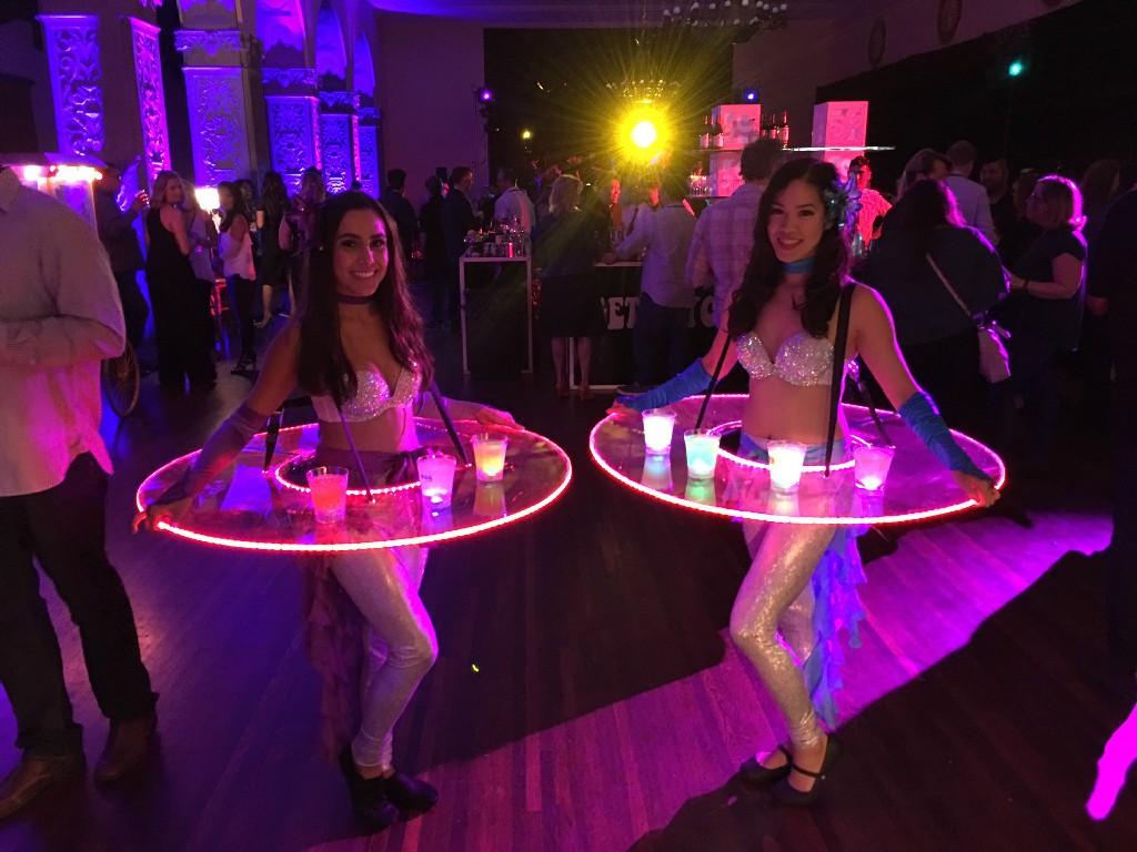 led-tray-hostess