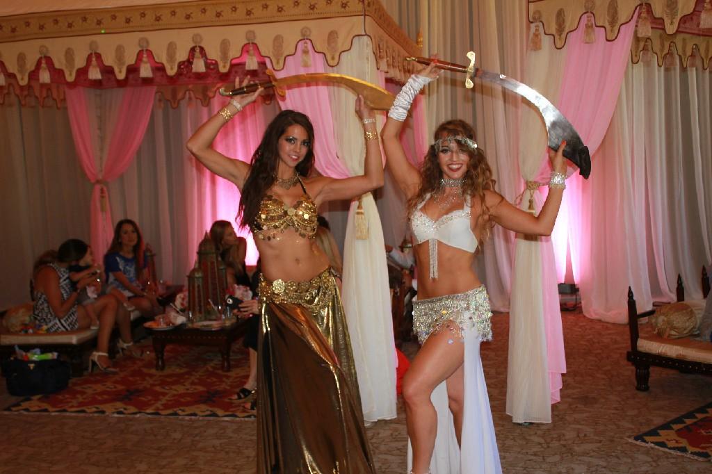 memphis belly dancers