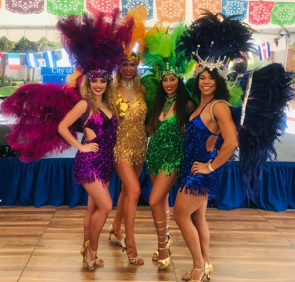 sambadancers-hire
